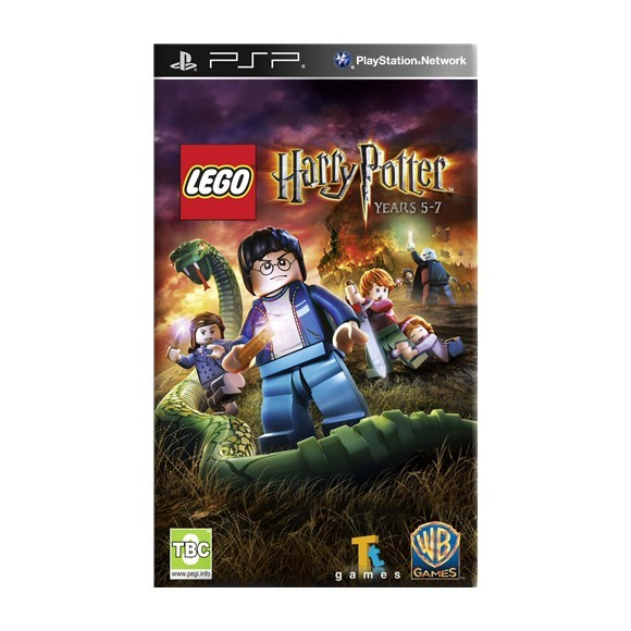 LEGO Harry Potter Years 5 – 7 – PlayStation Portable