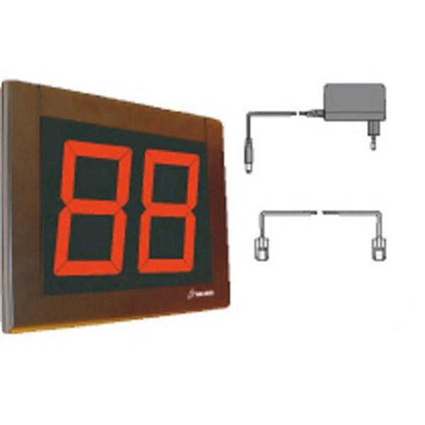 Skærm t/Køsystem Meto Turn-O-Matic